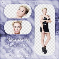 Png's Miley by pame13editions