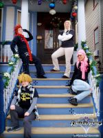 Organization XIII: Traitors by Damek0Masca