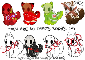 Crappy Maskee Sodadopts OPEN by RCAdopts