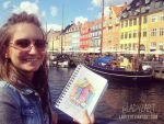 copenhagen_sketch. by Lady2