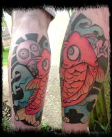 DAVE'S DEVIOUS KOI by BMXNINJA