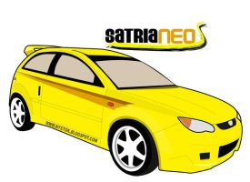Satria Neo by mobber