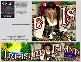 Treasure Island---Header by EYEcandyDesign