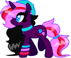 Ari's Adopts | Pony Adopt 20 - Closed by Sinful-Moon-Adopts