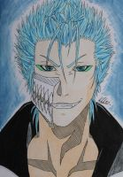 Grimmjow card by katdarkshines