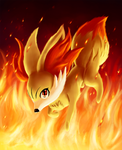 Into the Fire by Dekus