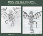 Before and after. by Gizmo971