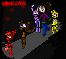 Game Over by M3taT0shi