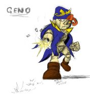 Sketch-Geno by Neecross