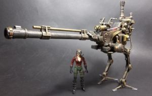 field walker   full view by RatfinkCustoms