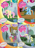 Pegasi Cards by Ameyal