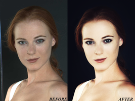 Retouch by SolDieR100