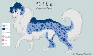 Dite Reference Sheet by Quaylak