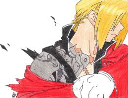 Edward Elric by KYOLUVER17