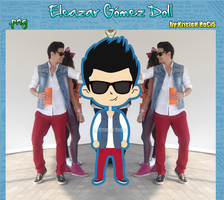 Eleazar Gomez Doll by RoohEditions