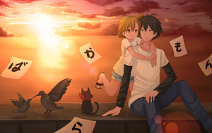 Barakamon~ by Kazenokaze