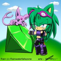 PC2: Chibi Rain by daQUIET-1