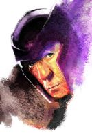 X-Men Magneto again by eltonsnow