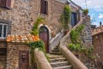 Bracciano Streets 2 by NickPolyarush