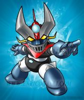Great Mazinger - SD by EnricoGalli
