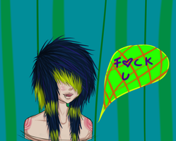 Just say... by Narcissistic-Zombie