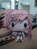 chibi kawaii lightning by margarethere