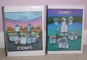 The COIN and COIN2 Books by Fishlover