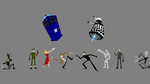 Doctor Who poster progress by ThemasterD