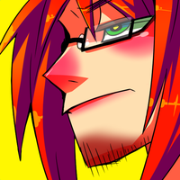 Close Up Doodle by Krooked-Glasses