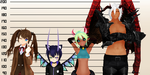 Kaahgome doesn't know how male-fermale height work by kaahgome