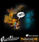 Threadless Submission: Quit of digging by estivador