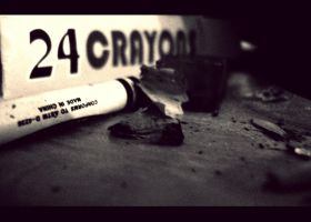 Crayons by isabelle-19