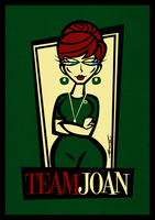 Team Joan by Cool-Hand-Mike