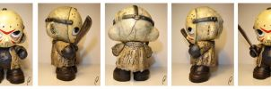 Jason Voorhees Munny - 360 by Flame-Ivy