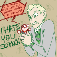 stress ball potter by sammywhatammy