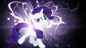 Rarity burst by BronyYAY123