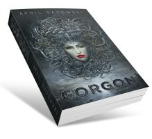 Gorgon Book Cover by aibrean