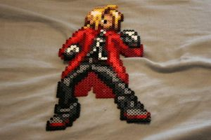 Edward Elric by Brentimous