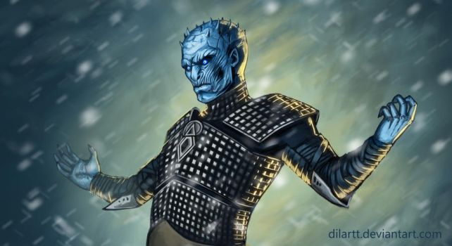 Night King by DiegoVila