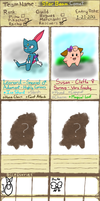 PMD Character Sheet - Star Beam Comet by VedtheFlameDevil