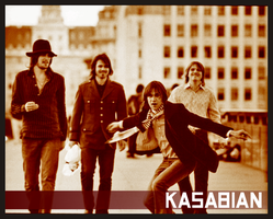 Kasabian by perdidaum