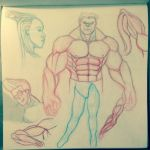 Other Drawing 5 by OLUDAYONBA