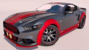 2015 Ford Mustang GT 500 by SamCurry