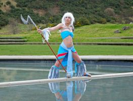 Kida Atlantis hand made cosplay by Elfsire