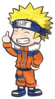 Chibi Naruto by DemonAnime-Bloodlust