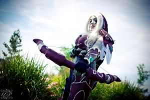 WoW - Lady Sylvanas Windrunner 2 by LiquidCocaine-Photos