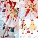 Finished Flonne Cosplay by AoiKatori