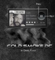 Cold Smoke CD by DanielFlaco