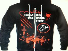 Botdf hoodie for sale by Toxic-Pink-Wolf