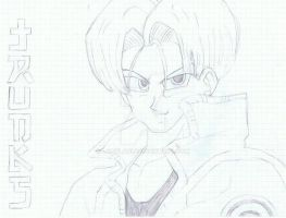 Trunks1 by LadyLaui